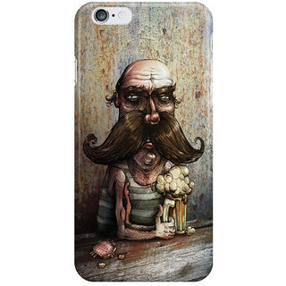 Dreambolic Sad Sailor I Phone 6 Plus Mobile Cover