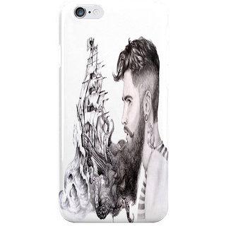 Dreambolic Sailors Beard I Phone 6 Plus Mobile Cover