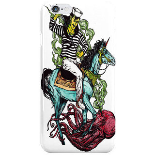Dreambolic Saint Who I Phone 6 Plus Mobile Cover