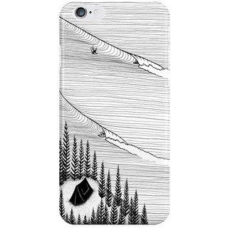 Dreambolic Secret Spot I Phone 6 Plus Mobile Cover