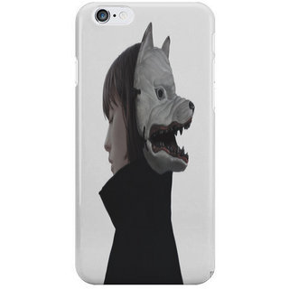 Dreambolic Shaman1 I Phone 6 Plus Mobile Cover