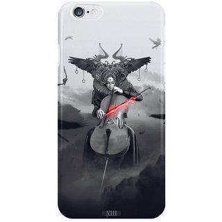 Dreambolic Silence I Phone 6 Plus Mobile Cover