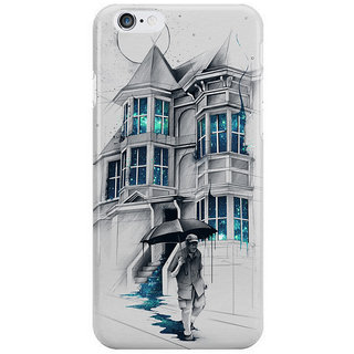 Dreambolic Stepping Out I Phone 6 Plus Mobile Cover