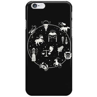 Dreambolic Strange Fortunes Midnight I Phone 6 Plus Mobile Cover