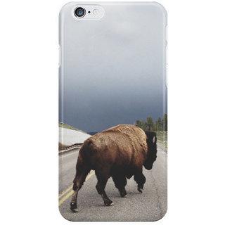 Dreambolic Street Walker I Phone 6 Plus Mobile Cover
