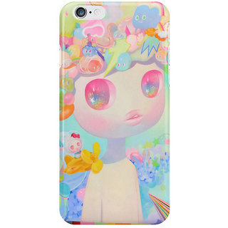 Dreambolic Sunshine I Phone 6 Plus Mobile Cover
