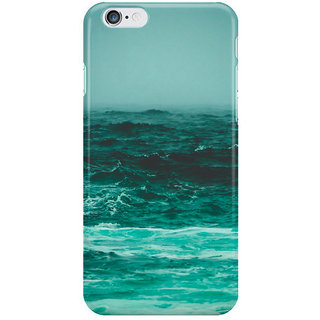 Dreambolic The Bluest Things On Earth I Phone 6 Plus Mobile Cover