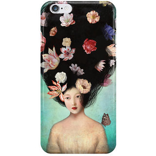Dreambolic The Botanists Daughter I Phone 6 Plus Mobile Cover