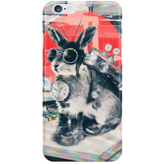 Dreambolic Time Traveller I Phone 6 Plus Mobile Cover