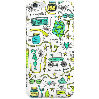 Dreambolic To And Fro I Phone 6 Plus Mobile Cover