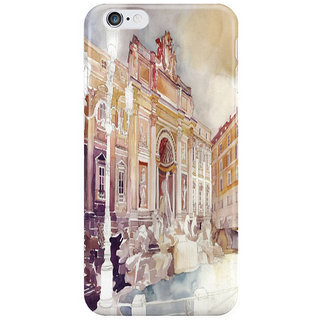 Dreambolic Trevi Fountain I Phone 6 Plus Mobile Cover