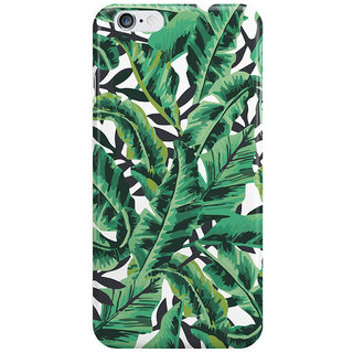 Dreambolic Tropical Glam Banana Leaf I Phone 6 Plus Mobile Cover