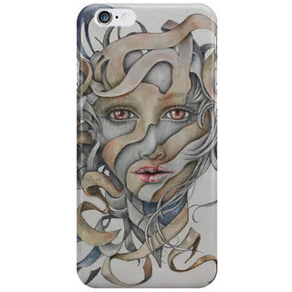 Dreambolic Troubles I Phone 6 Plus Mobile Cover