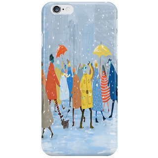 Dreambolic Urban Safari I Phone 6 Plus Mobile Cover