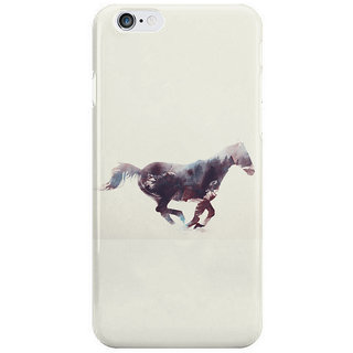 Dreambolic Vhorse I Phone 6 Plus Mobile Cover