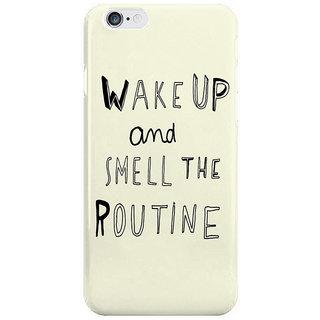 Dreambolic Wake Up I Phone 6 Plus Mobile Cover