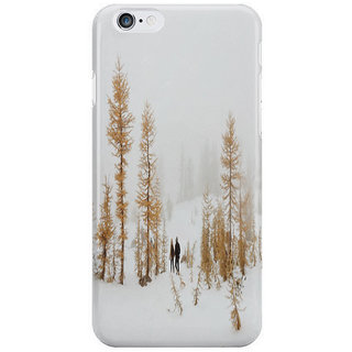 Dreambolic Walking In Larch Land I Phone 6 Plus Mobile Cover
