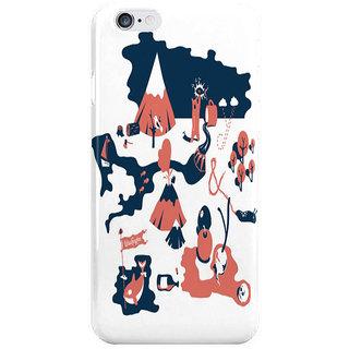 Dreambolic Washington I Phone 6 Plus Mobile Cover