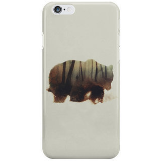 Dreambolic Watched By Grizzly Bear I Phone 6 Plus Mobile Cover
