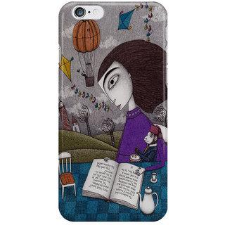 Dreambolic November Stories Back Cover For I Phone 6