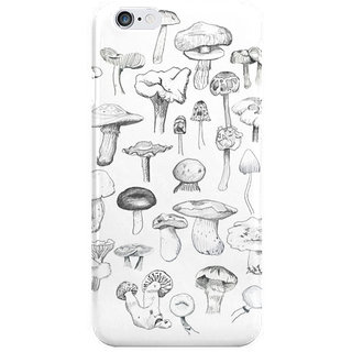Dreambolic The Mushroom Gang I Phone 6 Plus Mobile Cover