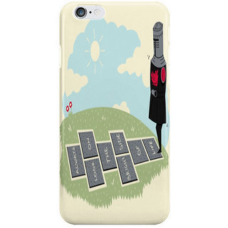 Dreambolic The Optimist I Phone 6 Plus Mobile Cover