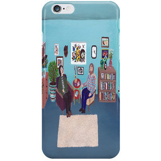 Dreambolic The Psychiatrists Room I Phone 6 Plus Mobile Cover