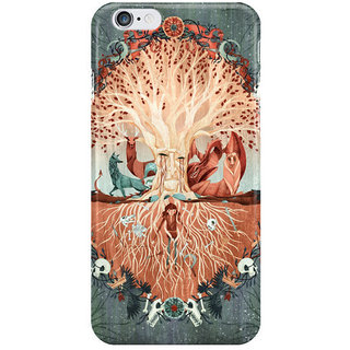 Dreambolic The Roots Of The Weirwood I Phone 6 Plus Mobile Cover