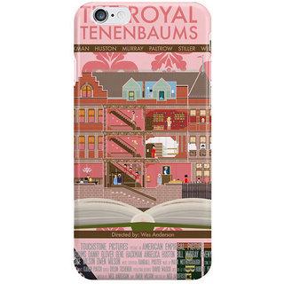 Dreambolic The Royal Tenenbaums I Phone 6 Plus Mobile Cover