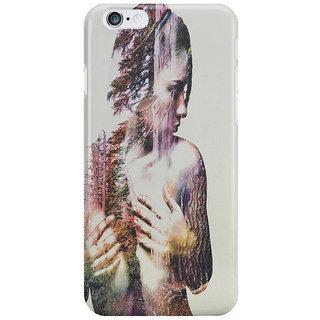 Dreambolic Wilderness Heart I Phone 6 Plus Mobile Cover