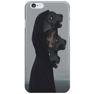 Dreambolic Wolf Pack I Phone 6 Plus Mobile Cover
