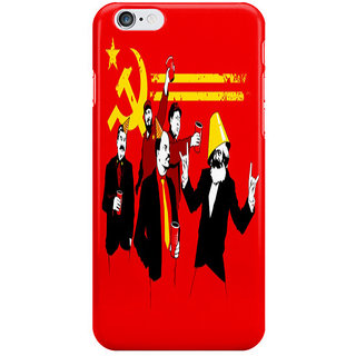 Dreambolic The Communist Party Original Back Cover For I Phone 6