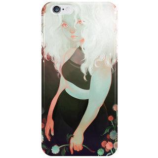 Dreambolic Milk I Phone 6S Back Covers