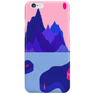 Dreambolic Mountain Hikemissing Bike I Phone 6S Back Covers