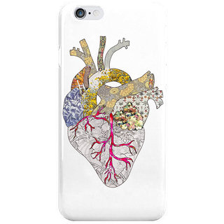 Dreambolic My Heart Is Real I Phone 6S Back Covers