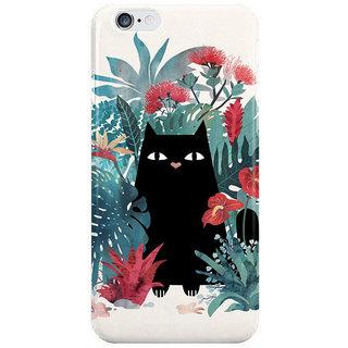 Dreambolic Popoki I Phone 6S Back Covers