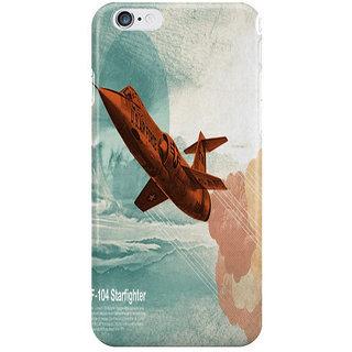 Dreambolic Starfighter I Phone 6S Back Covers