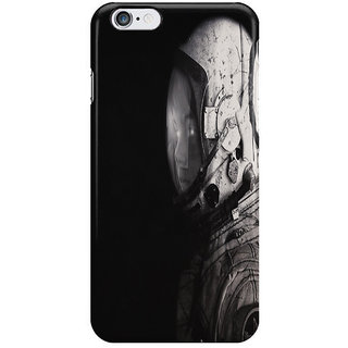 Dreambolic Staring Into Space I Phone 6S Back Covers