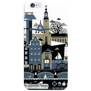 Dreambolic Stockholm I Phone 6S Back Covers