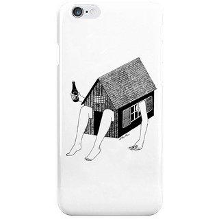 Dreambolic Sunday I Phone 6S Back Covers