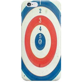 Dreambolic Target I Phone 6S Back Covers