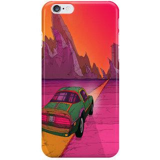 Dreambolic Tomorrow I Phone 6S Back Covers