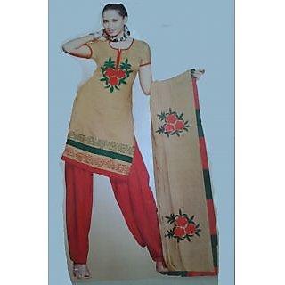 Readymade Cotton Salwar Suit