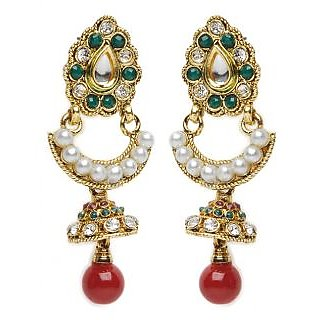 Shining Diva Dazzling Designer Earrings
