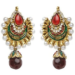 Shining Diva Pretty Drop Earrings