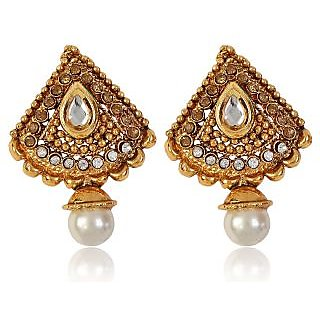 Shining Diva Vibrant Earrings