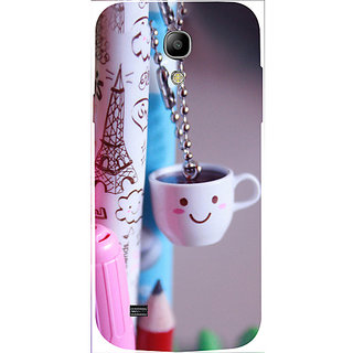 Casotec Photography Design 3D Hard Back Case Cover for Samsung Galaxy S4 Mini