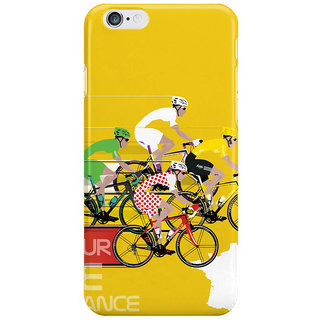 Dreambolic Tour De France Back Cover For I Phone 6