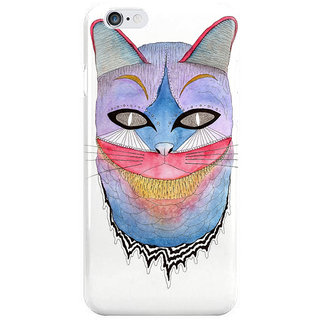 Dreambolic Martian Cat I Phone 6S Back Covers