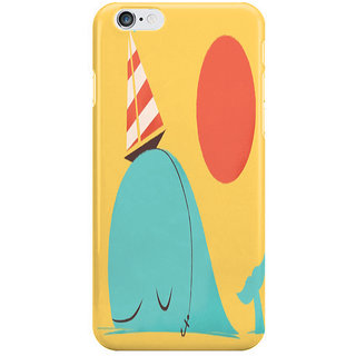 Dreambolic Party Hat I Phone 6S Back Covers